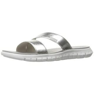 Cole Haan Women's Zerogrand Two Strap Slide Sandal