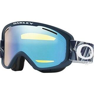 Oakley Unisex O Frm 2.0 XM Facet, Fathom Blue w/HI Yel, OS - fathom blue w/hi yel