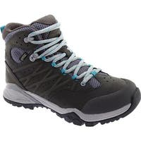 The North Face Women's Hedgehog Hike II Mid GTX Q-Silver Grey/Porcelain Green