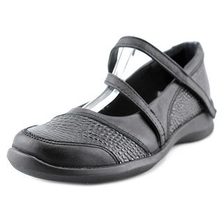 Aetrex Lizzie Women N/S Round Toe Synthetic Black Mary Janes