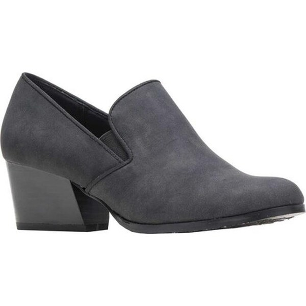 Shop Soft Style Women's Nubuck Graze Shootie Black Faux Nubuck Women's - On Sale - - 22866136 3d5c8a