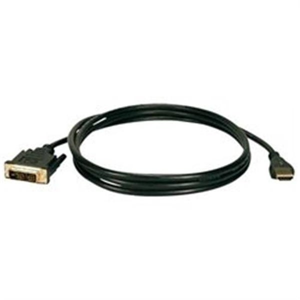 QVS HDVIG-5MC 5m High-Speed HDMI Male to DVI Male Video Cable