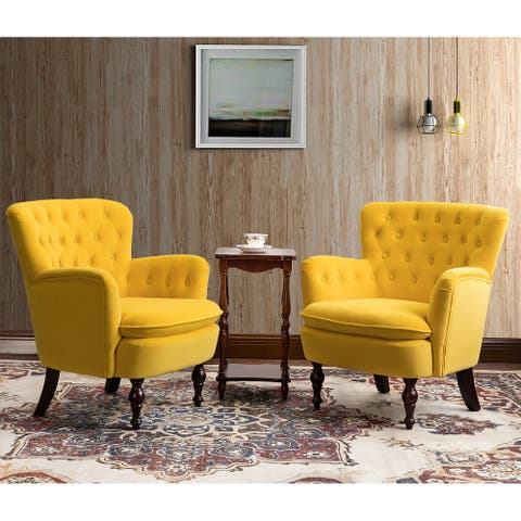 Isabella Accent Chairs (Set of 2)