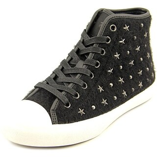 Coach Emerald Star Canvas Fashion Sneakers