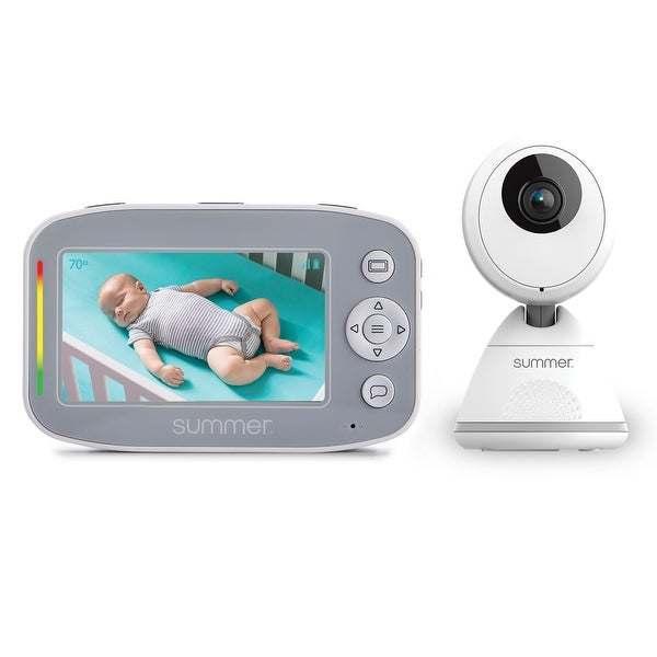 """Summer Baby Pixel Cadet 4.3"""" Color Video Monitor. Opens flyout."""