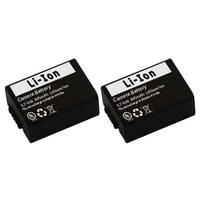 Replacement Panasonic DMW-BMB9 Li-ion Camera Battery - 895mAh / 7.2v (2 Pack)