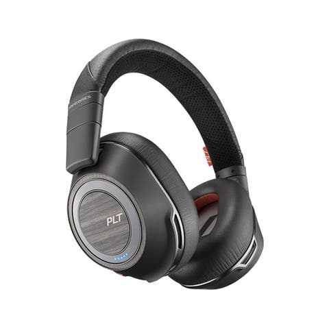 Plantronics Voyager 8200 UC Stereo Bluetooth Headset with Active Noise Canceling (Black)