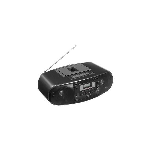 Panasonic CD Radio Cassette Recorder CD Radio Cassette Recorder