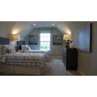 Sweet Jojo Designs Grey and Mint Mod Arrow Collection Comforter Set