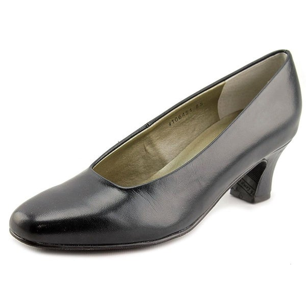 Mark Lemp By Walking Cradles Vicki Navy Pumps