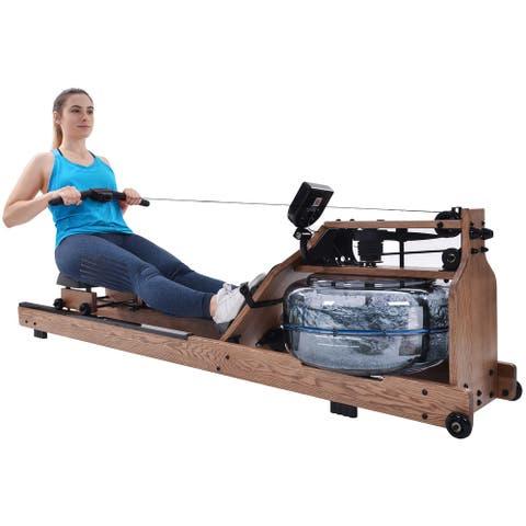 Nestfair Water Rowing Machine Water Resistance Rower