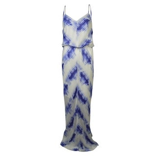 Vince Camuto Women's Tie-Dye Chevron Dress