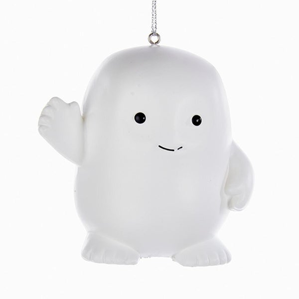 "3.5"" Doctor Who Adipose Blow Mold Decorative Christmas Ornament"