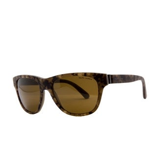 Ralph Lauren PH 4080 773 Matte Green Cameo Wayfarer Sunglasses