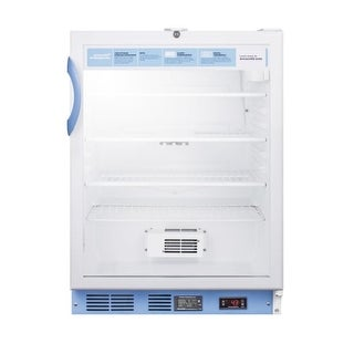 Summit SCR600LBIMED2ADA Accucold MED2 24 Inch Wide 5.5 Cu. Ft. Built-In Medical