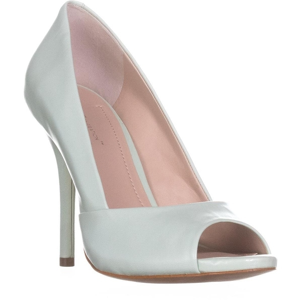 BCBGeneration Izzie2 Peep Toe Pumps, Julep - 10 us / 40 eu