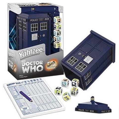 Yahtzee Dice Game Doctor Who - Multi