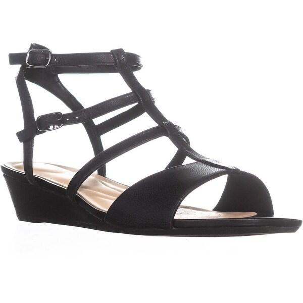 c791914f8 Shop Clarks Parram Spice Gladiator Wedge Sandals
