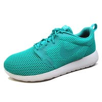 Nike Men's Roshe One Hyperfuse Breathe Clear Jade/Clear Jade-White 833125-300 Size 11