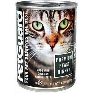 PetGuard - Premium Feast Dinner Cat Food ( 12 - 13.2 oz cans)