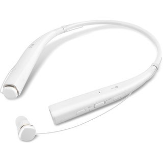 LG Tone Pro HBS-780 Wireless Stereo Headset - White