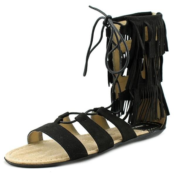 MTNG 53537 Women Black Sandals