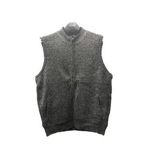Pendleton Western Vest Mens Reversible Shetland Wool Fleece