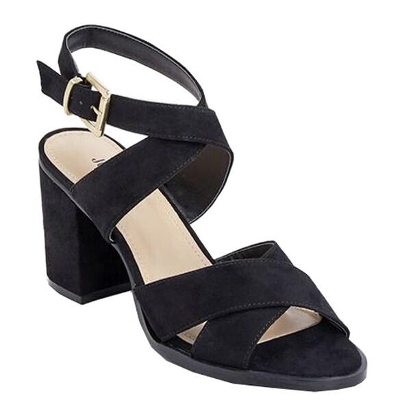 acd13532d0f Shop Julienne Adult Black Suede 3