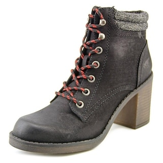 Rocket Dog Somers Saloon Women Round Toe Leather Ankle Boot