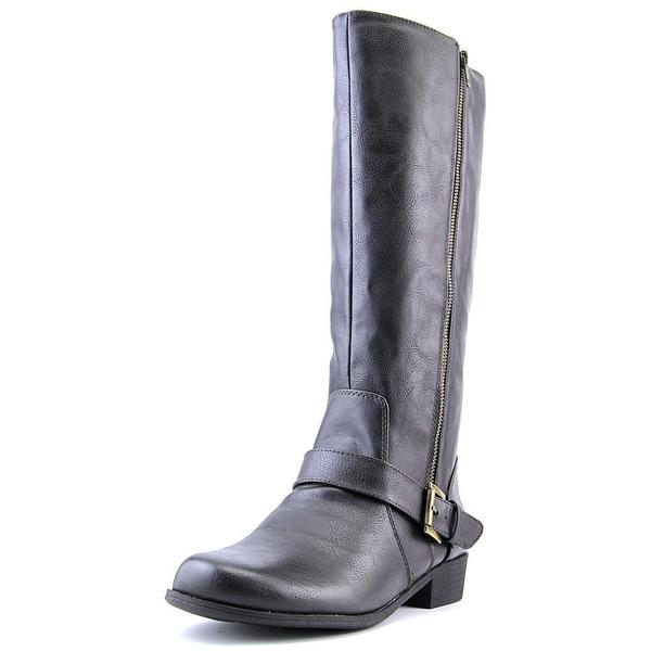 Naturalizer Veracruz   Round Toe Synthetic  Knee High Boot
