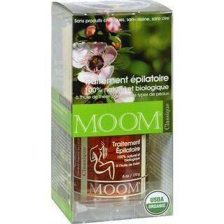 Moom - Organic Hair Removal Kit With Tea Tree Classic ( 1 - CT)