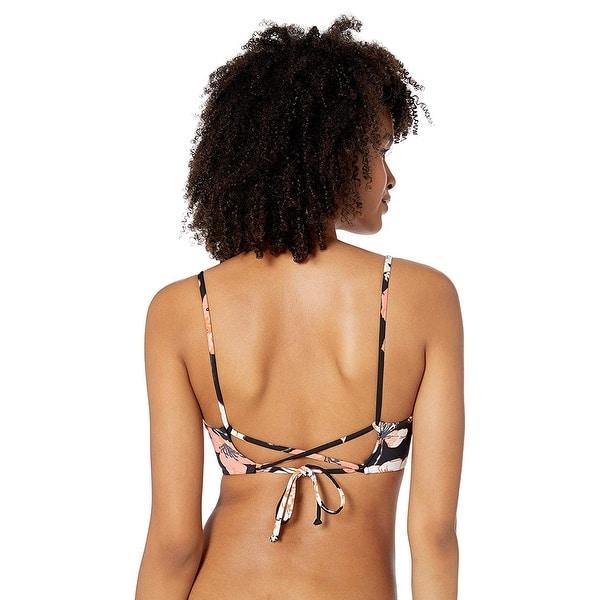 Roxy Womens Beach Classics Tri Bralette Top