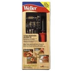 Weller WSB25WB Cooper Short Barrel Wood Burning Kit, 25 Watt