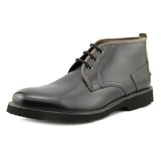 Florsheim Casey Men Round Toe Leather Black Chukka Boot|https://ak1.ostkcdn.com/images/products/is/images/direct/272178e0dbe6aef1c65444655750458eb2cf73b3/Florsheim-Casey-Round-Toe-Leather-Chukka-Boot.jpg?impolicy=medium