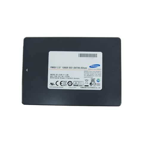 "Samsung 128 GB 2.5"" SATA SSD (Refurbished)"