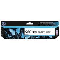 HP 980 Black Original Ink Cartridge (D8J10A)(Single Pack)