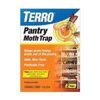 Terro T2900 Pantry Moth Traps, 2 Traps