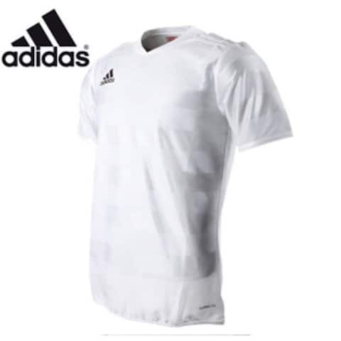 Adidas Boys Tabela 11 Jersey T-Shirt White Size Youth