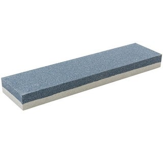 Smith's 50821 Dual Grit Combination Sharpening Stone, 8""