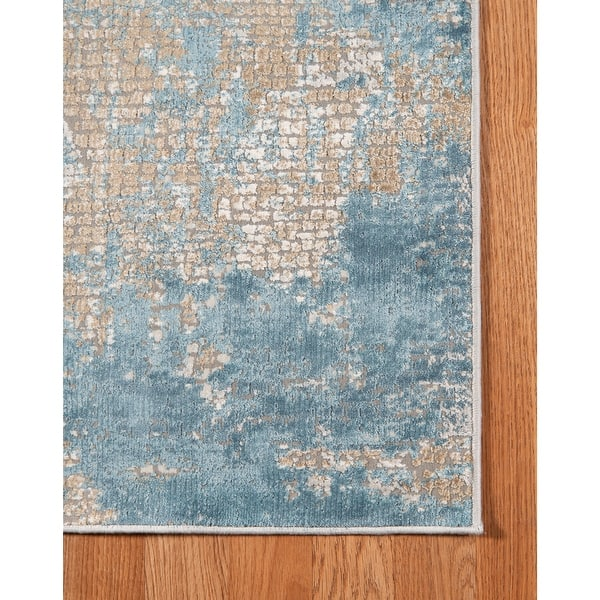The Gray Barn Longleat Modern Abstract Polyester Blend Area Rug On Sale Overstock 25573474