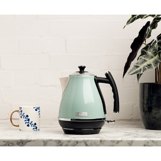 Link to Haden Cotswold 1.7L Stainless Steel Electric Tea Kettle Similar Items in Kitchen Appliances