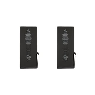 Non-Retail Hassle-Free OEM Apple iPhone 6PLUS Battery-- (Two Units, Tools not Included)