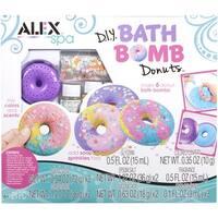 Diy Spa Bath Bomb Donuts Kit-