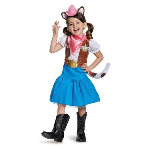 Sheriff Callie Classic Costume - Blue