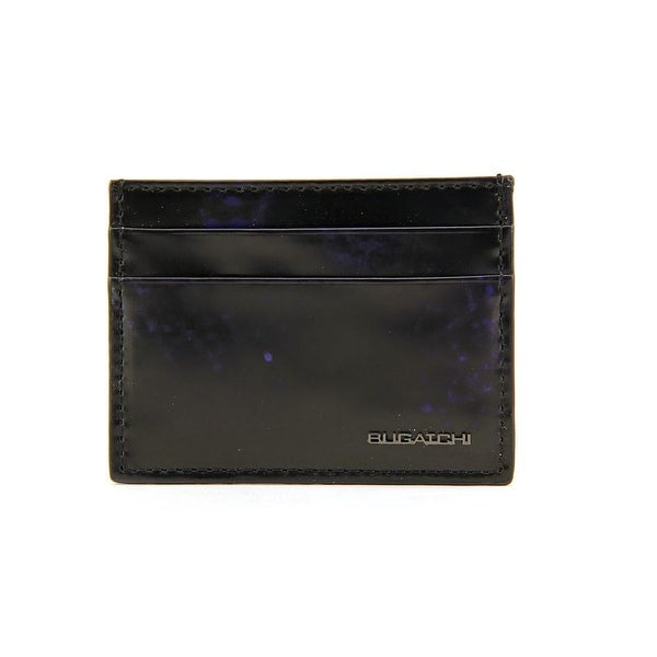 Bugatchi B600H01 Women Synthetic Blue Wallet