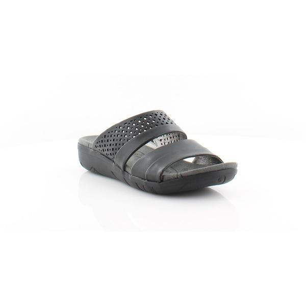 BareTraps Jimina Women's Sandals & Flip Flops Black - 7.5