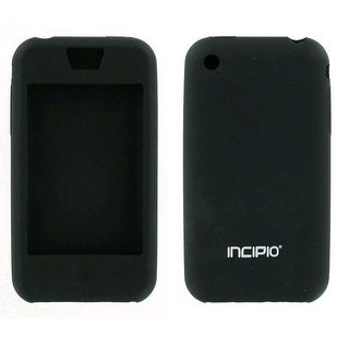 Incipio - dermaSHOT Full Protection Case for Apple iPhone 3GS & 3G - Black