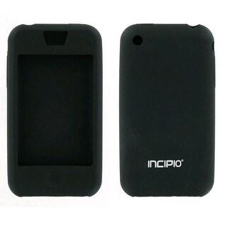 Incipio - dermaSHOT Full Protection Case for Apple iPhone 3GS & 3G - Black