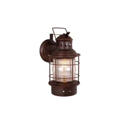 Vaxcel Lighting OW37051 Hyannis 1 Light Outdoor Wall Sconce - 6.75 Inches Wide