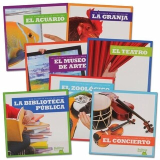 First Field Trips Book Set (Set of 7) - Spanish Version